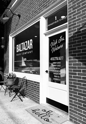 Baltazar Hair Company Building